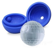 PSFY Silicone Wars Death Star Round Ball Ice Cube Mould Tray Desert Sphere Mould DIY