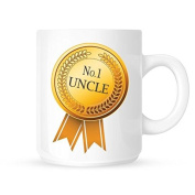 Number 1 Uncle 330ml Mug