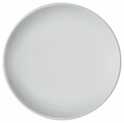 Bitossi Home BER1601 Set 6 Dinner plates, Sorbetto Collection, Ice