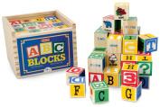 Alphabet Wood Blocks