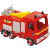 Character Options Fireman Sam Fire Engine With Hose & Extendable Ladder