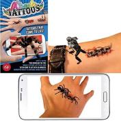 Tobar Boys Magic Tattoos