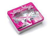 Marvin's Magic Mizz Magic Secret Tricks and Illusions Gift Tin