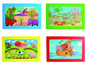 Boys Boy Child Children - Hours Of Enjoyment , Under The Sea Puzzle 15 Pieces 30 cm x 19 cm - Popular Christmas Xmas Top Up, Stocking Filler Gift Games & Toys Age 3+ - One Supplied
