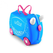 Trunki Ride-On Suticase - Pearl The Princess Carriage