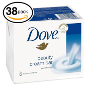 (PACK OF 38 BARS) Dove Beauty Soap Bar