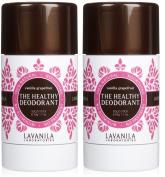 Lavanila The Healthy Deodorant (2 pack)
