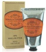 Naturally European Neroli & Tangerine Luxury Hand Cream Boxed 20% Shea Butter 75ml