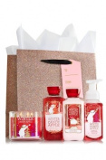 Bath and Body Works Winter Candy Apple Ultimate Fan Collection