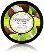 The Somerset Toiletry Company Tropical Fruits Coconut & Lime Body Cream