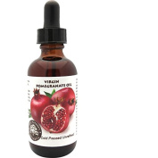 Pomegranate Seed Oil - Virgin (Cold Pressed, Unrefined) for age related skin issues, revitalise dull or mature skin, cell regeneration 4oz
