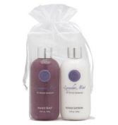 Niven Morgan Lavender Hand Soap & Lotion Set 280ml