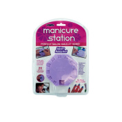 Manicure Station Perfect Nails Salon Results Spa Beauty As Seen On Tv New Gift !
