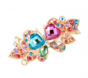 The New Fashion Hair Accessories Bling Crystal Hair Decoration-Colour May Vary