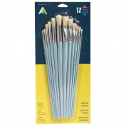 Art Alternatives Brush Bristle Long 12 Set