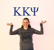 Kappa Kappa Psi Jumbo Letter Decals
