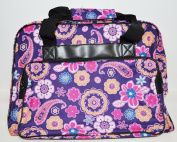 Purple Sewing Machine Tote