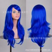 ACELIST® 70cm High Quality New Women's Fashion Long Full Curly Wavy Glamour Hair Wig + Wig Cap