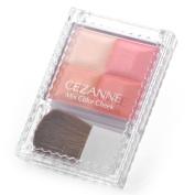 Cezanne Mix Colour Cheek Blush Multi-colour Made in Japan