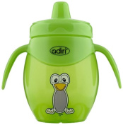 Adiri Penguin Training Cup, Green, 250ml