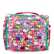 Ju-Ju-Be B.F.F. Hello Kitty Collection Convertible Nappy Bag, Lucky Stars