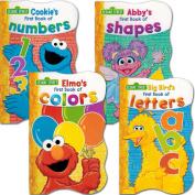 Sesame Street First Board Books - Set of Four