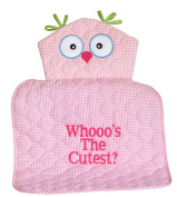 "Owl Changing Pad Baby Shower Gift -""Whooo's the Cutest"""