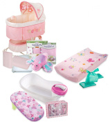 "Summer Infant ""Ready For Baby"" Newborn Essentials, Girly Bug"