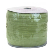 Olive 275yd Giant Roll 1.6cm Fold Over Elastic