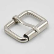 """20 Pcs Single Prong Roller Buckles 19mm 25mm 32mm 38mm 50mm 3/4"""" 1"""" 1.25"""" 1.5"""" 2"""" for leather Belt Strap Nickle Gold Bronze Nickle-Black"""