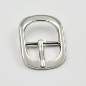 "10 Pcs 3/4"" 19mm Centre Middle Roller Bar Buckles Buckle for Leather Die Cast Belt Strap"