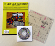 Quick Clutch Wallet Template & Pattern