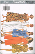 Butterick Dress and Jumpsuit 3501