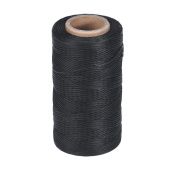 Sewing Waxed Thread DZT1968® 260m Leather Sewing Waxed Thread 1MM For Upholstery Shoes Luggage