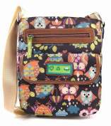 Lily Bloom Tablet Crossbody Bag What a Hoot