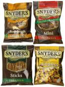 Snyder's of Hanover Pretzel Variety Pack, 45ml,
