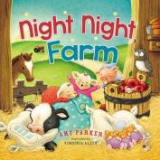 Night Night, Farm [Board Book]