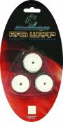 Black Knight RAD Wrap Overgrip - White