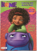 DreamWorks Home Do You Speak Boov. Colouring and Activity Book - Includes Stickers