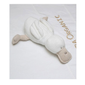 100% Organic Cotton Duck Baby Toy