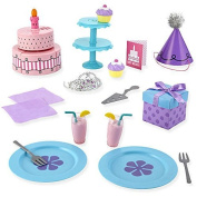 Journey Girl Birthday Celebration Set