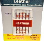 Klasse' Sewing Machine Leather Needle Size 110/18