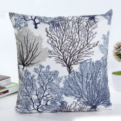 Chinese Style Pillow Case 45cm*45cm Sofa Pillow Case