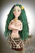 Mermaid Czech Marionette
