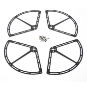 Pixnor 8-inch Paddle Protective Circle Guard for 250mm Mini FPV Quadcopter Multirotor
