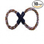 DOG TOY ROPE FIG EIGHT