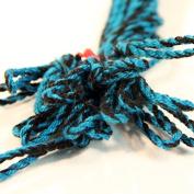 Snake Bite 10pk Yo-Yo Strings - MONSTER - 12 strand, thick strings- Blue/Black