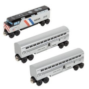 John Henry Streamliner Passenger Train Set