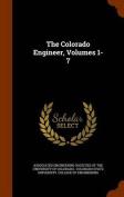 The Colorado Engineer, Volumes 1-7