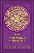 Unique Heart Mandala Designs for Adults